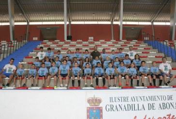 La 2ª edición del 'Campus de fútbol sala Jacinto Delgado'