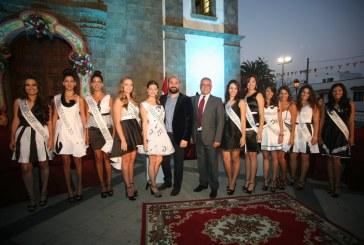 Doce candidatas al título de Reina de las Fiestas Patronales en la Gran Gala de hoy