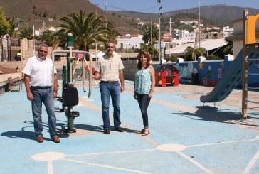 Se habilitan dos nuevos parques urbanos por un valor superior a los 100.000 euros
