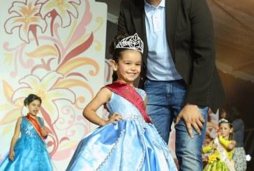 Fayna Frías García, Reina infantil de las Fiestas Patronales