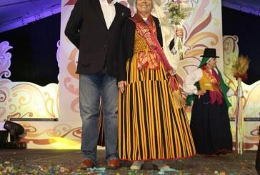 Dolores Santos Martín, Romera Mayor de las Fiestas Patronales