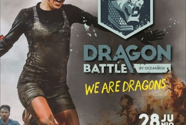 El espectáculo de la 'Dragon Battle'