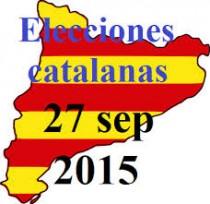 Elecciones catalanas 2015