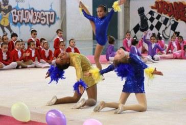 La 'Gala' y el 'Festival' de Navidad de Gimnasia Rítmica, este sábado y domingo en el Pabellón Municipal