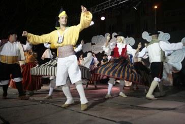 Despedida de la 22ª Muestra Folklórica de los Pueblos