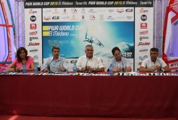 El 'Campeonato Mundial de Windsurf'