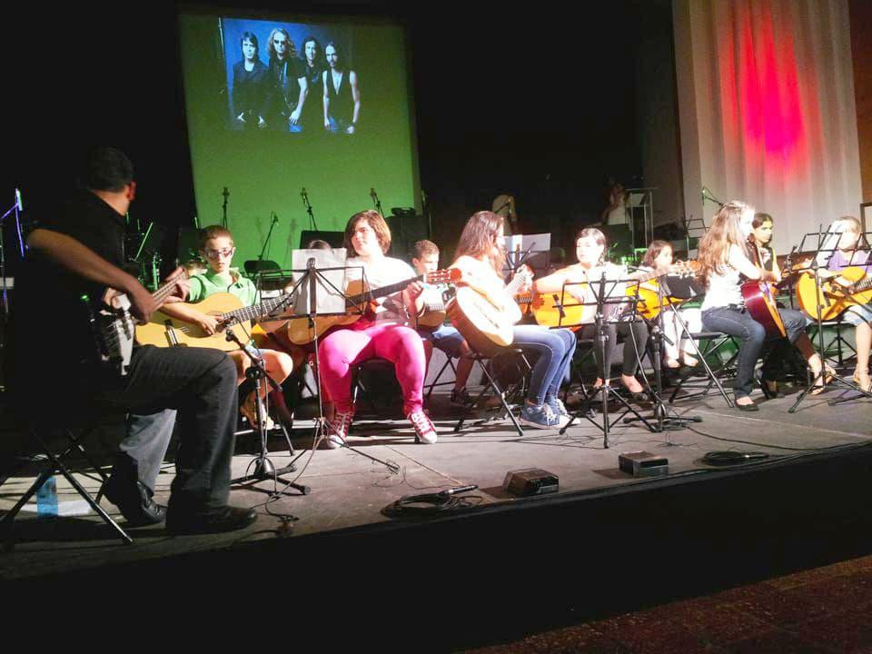 'Concierto de Navidad' de l@s alumn@s de la Escuela Municipal de Música, este viernes en el SIEC