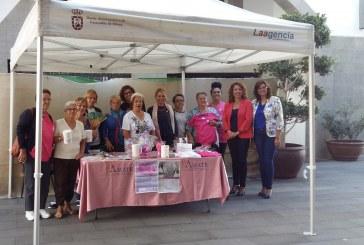Fomento de las acciones preventivas contra el cáncer de mama