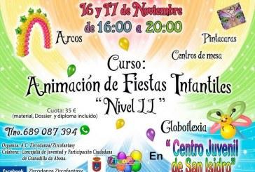 Curso de 'Animación de Fiestas Infantiles Nivel II'