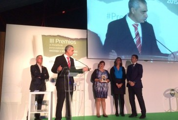 Sermugran recibe un premio nacional por el proyecto 'Granadilla Recicla'