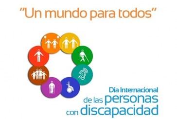 Actos con motivo del 'Día Internacional de las Personas con Discapacidad'