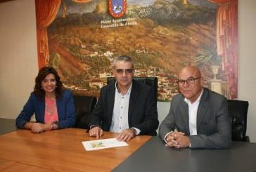 Oferta de una parcela para mantener la oficina comarcal de empleo en el Casco