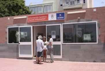 Casi 21.000 visitas recibió la Oficina de Información Turística de El Médano durante 2015