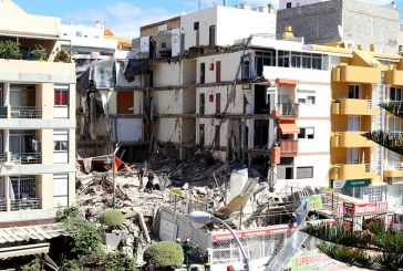 Granadilla de Abona se solidariza con la tragedia de Los Cristianos