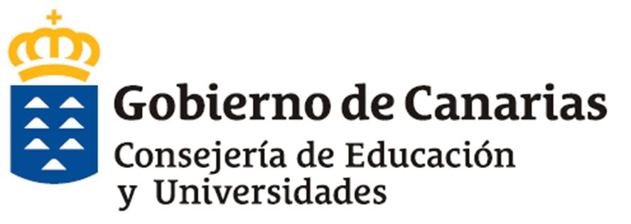 Resultado de imagen de gobierno de canarias consejeria de educacion