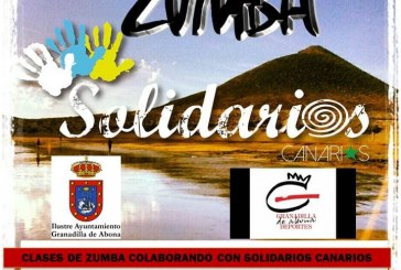 Clases de 'Zumba Solidaria' en agosto