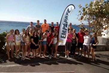 Gymkana Solidaria 'Empápate 2016'