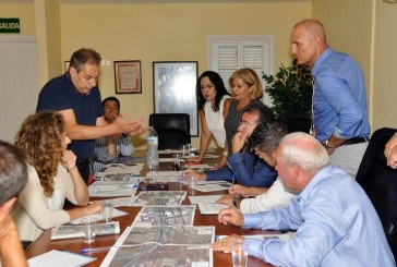 El CEST compromete a Obras Públicas con el proyecto del tercer carril de la TF-1