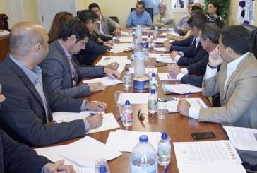 El CEST y los alcaldes del Sur reivindican más rapidez en la ejecución de las obras de carreteras