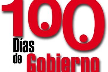 Valoración de los 100 primeros días del nuevo gobierno municipal