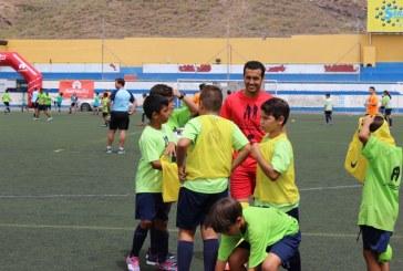 El Campus de Fútbol 'Semana Santa 2017', del 10 al 14 de abril