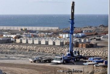 Según la Autoridad Portuaria, el Puerto de Granadilla entrará en servicio antes del verano