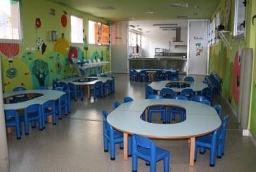 La preinscripción a la Escuela Infantil Municipal 'Sanipeques' finaliza el 26 de mayo