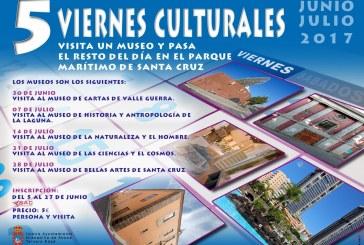 'Viernes Culturales': visita al 'Museo de las Ciencias y el Cosmos' este viernes día 21