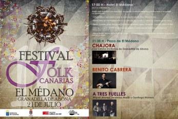 El 'Festival Folk Canarias 2017', este viernes en El Médano