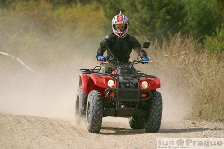 Fallece tras accidentarse con un quad en Atogo