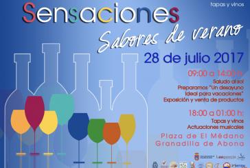 'Sensaciones, Sabores de Verano', este viernes en El Médano con servicio de guaguas gratuito