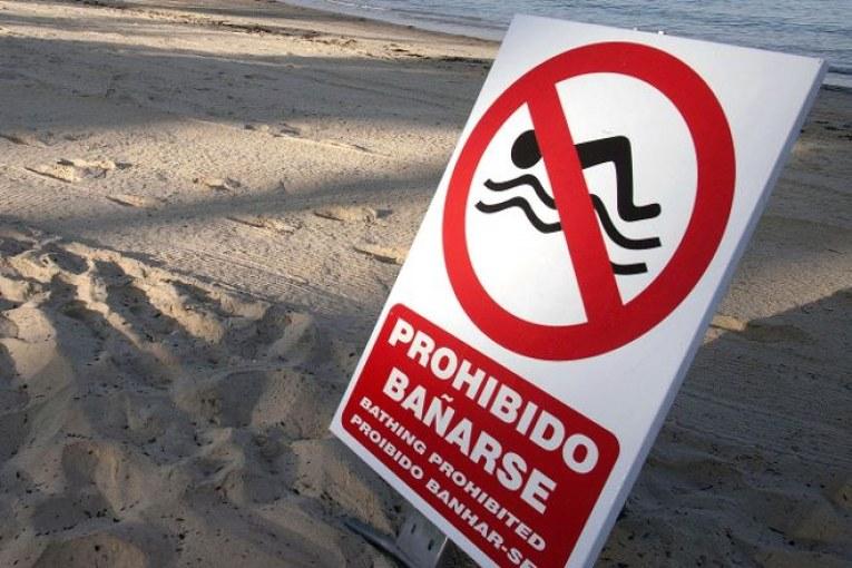 Sobre el cierre de playas, las microalgas y los vertidos de aguas residuales al mar (I)
