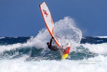 El Campeonato Mundial de Windsurf de la PWA en la modalidad de olas arranca este domingo