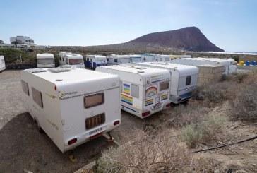 El 'Camping Montaña Roja', reabierto tras ser adjudicada su gestión el pasado mes de mayo