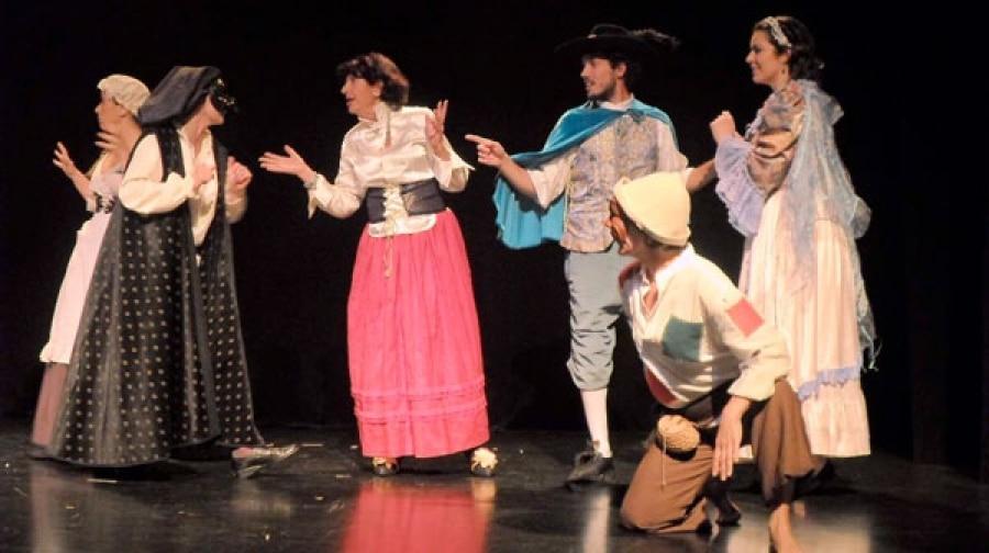 La inscripción a las 'Escuelas Insulares de Teatro' finaliza este viernes