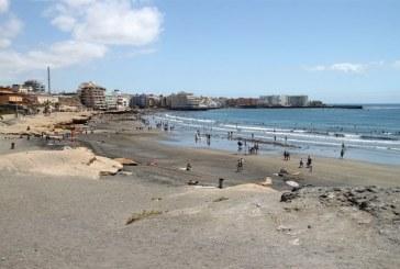 La Playa de Leocadio Machado, reabierta  al baño