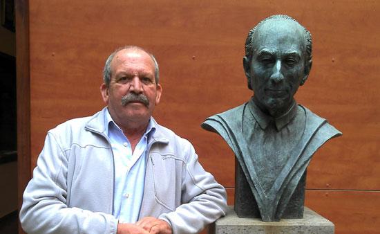 Emiliano Guillén Rodríguez y su visión de Granadilla de Abona en 2011
