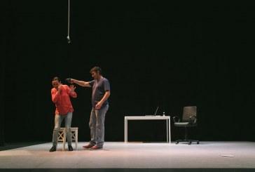 La obra de teatro 'El Buen Samaritano' de la compañía Morfema, este sábado en el SIEC