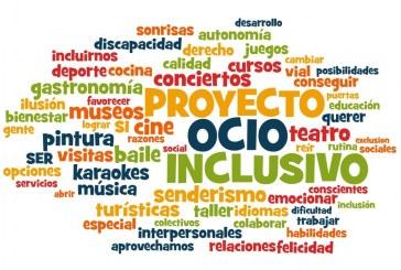 Inscripción abierta para el 'Programa de Ocio Inclusivo'  que comienza este lunes 16 de octubre