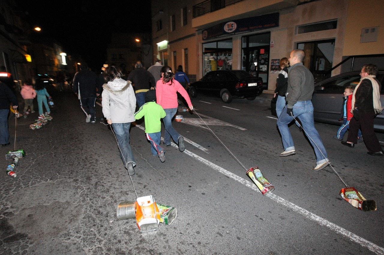 'Noche de Castañas y Cacharros', este miércoles en el Casco
