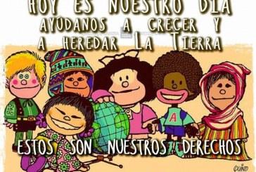 Jornadas y actividades lúdico-educativas con motivo del 'Día Universal del Niño', desde este lunes hasta el viernes