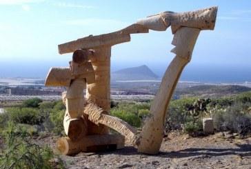 Este domingo, jornada de puertas abiertas del Parque de Esculturas 'Gernot Huber' de Los Cardones