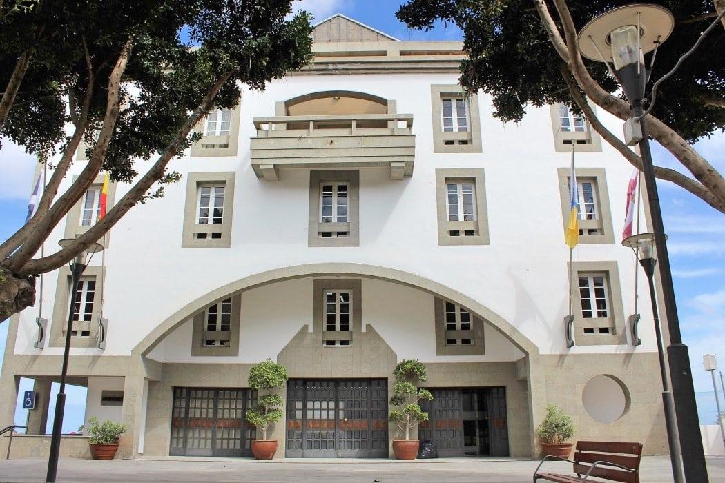 Granadilla de Abona a la cola de los municipios de Tenerife en 'Transparencia' según el informe Dyntra