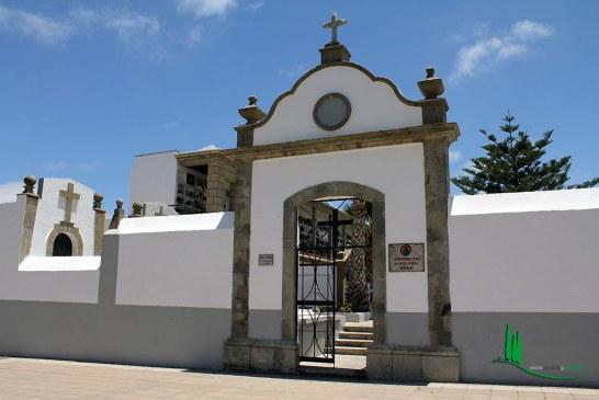 El cementerio municipal, ampliado y acondicionado