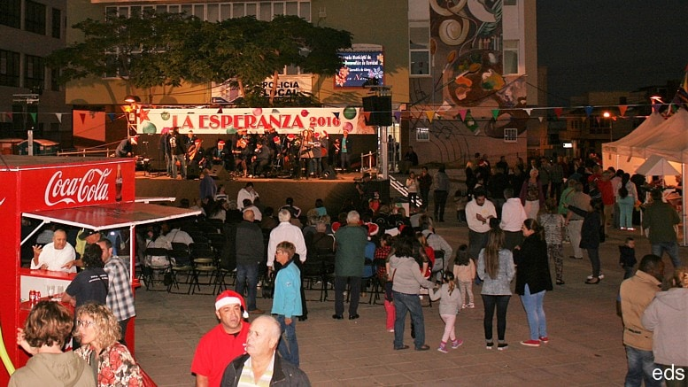 La Feria Solidaria 'Con Sabor a Navidad', este domingo en la Plaza de la Cultura de San Isidro