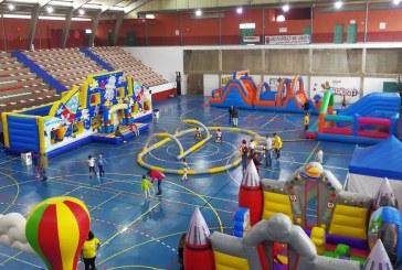 'Gran Parque Lúdico Infantil Navideño' gratuito en el Pabellón Municipal hasta este sábado día 30
