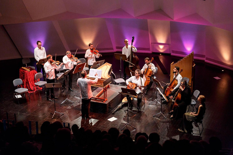 'Concierto de Música Barroca Italiana de Navidad' a cargo de la 'Orquesta Barroca de Tenerife', este sábado en la Iglesia de El Médano