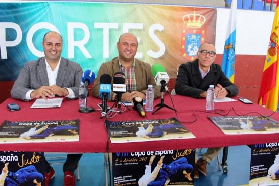 La 'VIII edición de la Copa de España de Judo en las categorías infantil y cadete', este sábado en el Pabellón Municipal