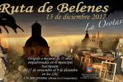 'Ruta de Belenes' en La Orotava, este miércoles