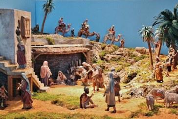 La visita a los 'Belenes de El Desierto y Proteregra' y a la 'Exposición de Belenes' en el Museo de la Historia, hasta el 8 de enero